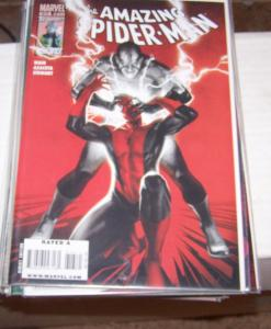 Amazing Spider-Man # 613 the gauntlet- electro  high grade