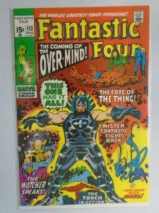 Fantastic Four #113 6.0 FN (1971 1st Series)