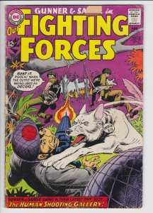 Our Fighting Forces #91 (Apr 1965) 2.0 GD DC
