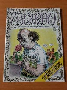 Weirdo #25 ~ NEAR MINT NM ~ 1989 Last Gasp Underground R Crumb