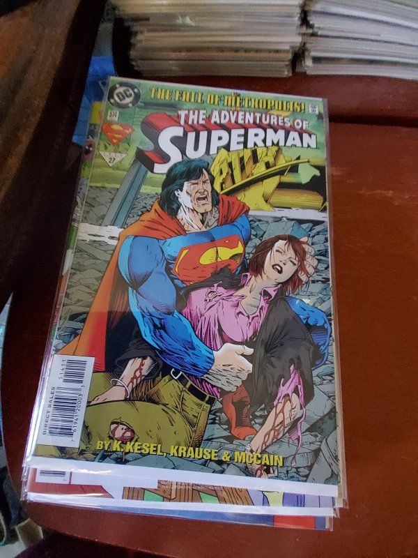 Superman  #514