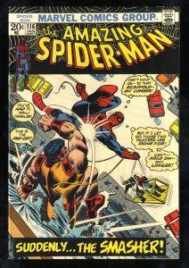Amazing Spider-Man #116 VF 8.0