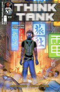 Think Tank #10 VF/NM; Image | save on shipping - details inside