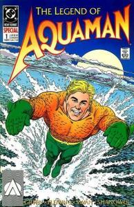 Aquaman (1989 series) Special #1, NM- (Stock photo)