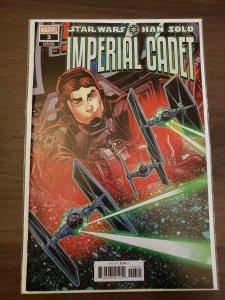 Star Wars Han Solo Imperial Cadet #3 (2019) Todd Nauck Variant (1:25) (9.0)