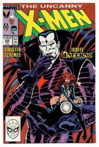 The Uncanny X-Men #239 (Dec 1988, Marvel) - Very Fine+