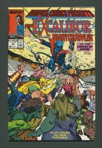 Marvel Comics Presents #35 /  9.2 NM-  /  Newsstand  / December  1989
