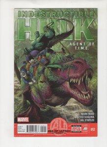 Indestructible Hulk #12 (2013) BN#12