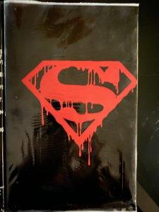 Superman #75 Black Poly Bag 9.4+ Sealed 1st Edition