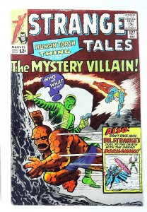 Strange Tales (1951 series) #127, Fine- (Actual scan)