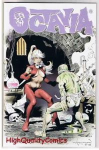 OCTAVIA #3, Limited, NM, Good Girl, Mike Hoffman, 2003, more indies in store