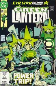 Green Lantern (1990 series) #28, NM- (Stock photo)
