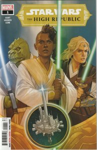 STAR WARS THE HIGH REPUBLIC 1-6 PLUS ADDITIONAL PRINT VARIANTS (2021) LOT OF 12