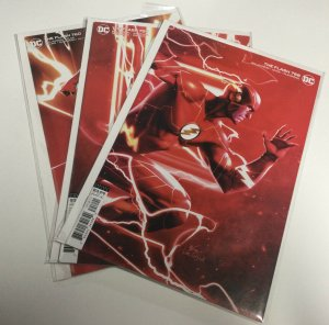 Flash 758 759 760 Variant Nm Near Mint DC comics