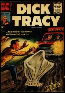 Dick Tracy #108 1957- Harvey Comics- Chester Gould VF
