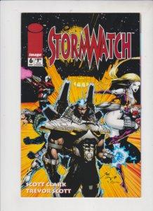 STORMWATCH #6 1993 IMAGE