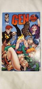 Gen 13 #0 - NM - (1994 1st Series) - J. Scott Campbell