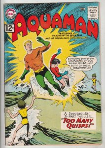 Aquaman #6 (Nov-62) VF+ High-Grade Aquaman, Aqualad
