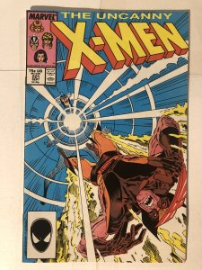 X-Men #221 - 1st Appearance of Mr. Sinister - Higher Grade Copy