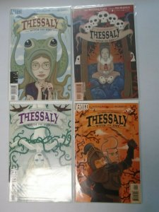 Thessaly Witch for Hire Sandman Set: #1-4 8.0 VF (2004)