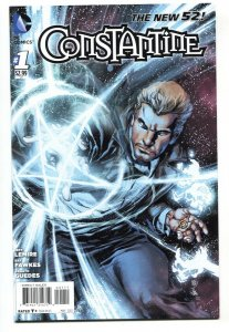 Constantine #1 First issue New 52 DC comic book NM-