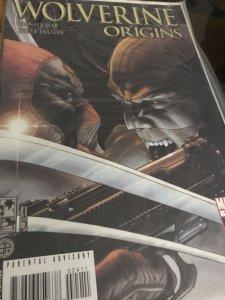 Marvel Wolverine Origins #24 Feat Deadpool Mint Hot