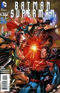 Batman/Superman #19 VF/NM; DC | save on shipping - details inside