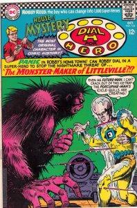 House of Mystery #162 (Oct-66) FN/VF Mid-High-Grade Martian Manhunter, Robby ...