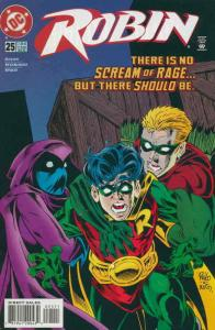 Robin #25 FN; DC | save on shipping - details inside
