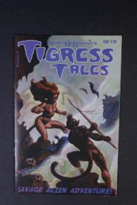 Mike Hoffman's Tigress Tales #1 Apr 2001
