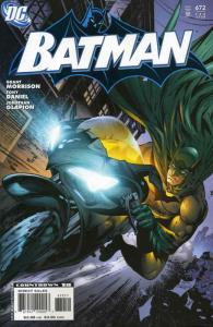Batman #672 VF/NM; DC   save on shipping - details inside