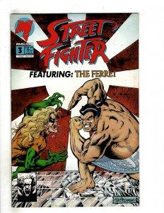 Street Fighter #3 (1993) J602
