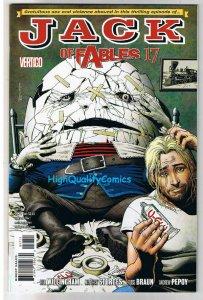 JACK of FABLES #17, NM+, Bill Willingham, 2006, more Vertigo in store