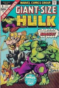 Giant-Size Hulk #1 (ungraded) stock photo