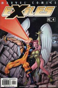 Exiles (2001 series) #14, NM- (Stock photo)