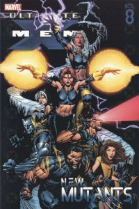 Ultimate X-Men (2001 series) Trade Paperback #8, NM (Stock photo)