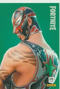 Fortnite Masked Fury 179 Rare Outfit Panini 2019 trading card series 1