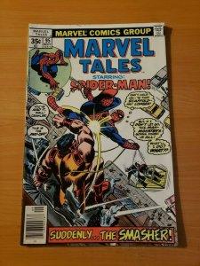 Marvel Tales #95 ~ NEAR MINT NM ~ (1978, Marvel Comics)