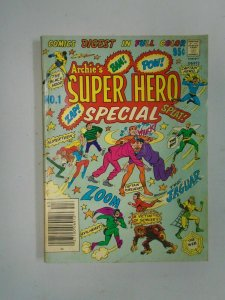Archie's Super Hero Special #1 4.0 VG (1979)