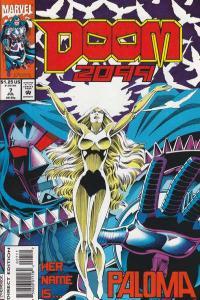 Doom 2099 #7, NM- (Stock photo)
