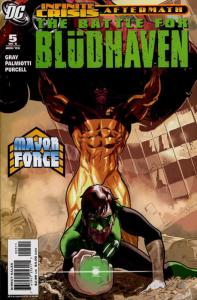 Crisis Aftermath: The Battle For Blüdhaven #5 VF; DC | save on shipping - detail