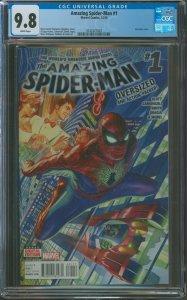 Amazing Spider-Man: Renew Your Vows #5 CGC Graded 9.8