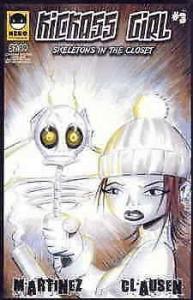 Kickass Girl #3 FN; Neko | save on shipping - details inside
