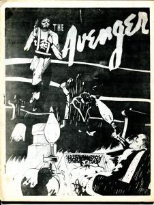 Whizzard #4 1974-Doc Savage-Avenger-Shadow-comic & pulp fanzine-FN