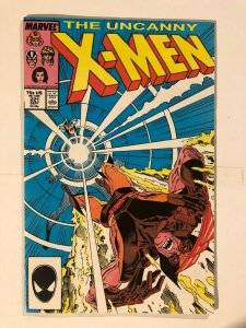 Uncanny X-Men #221 - 1st Appearance of Mr. Sinister - Powers of X Hot Book!!!!