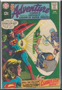Adventure Comics #376 (DC, 1969)