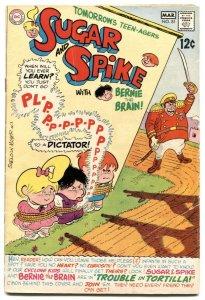 Sugar and Spike #81 1969- DC Comics- Sheldon Mayer VG