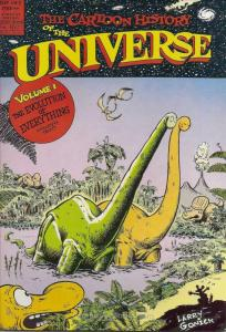 Cartoon History of the Universe, The #1 Deluxe VF/NM; Rip Off | save on shipping