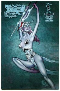 TAROT WITCH of the Black Rose #102, VF/NM, Jim Balent, 2000, Holly Golightly