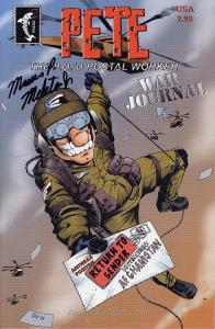 Pete the P.O.'d Postal Worker Special #1 VF/NM; Sharkbait | save on shipping - d